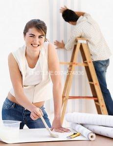 Sửa chữa nhà ở tại bình dương