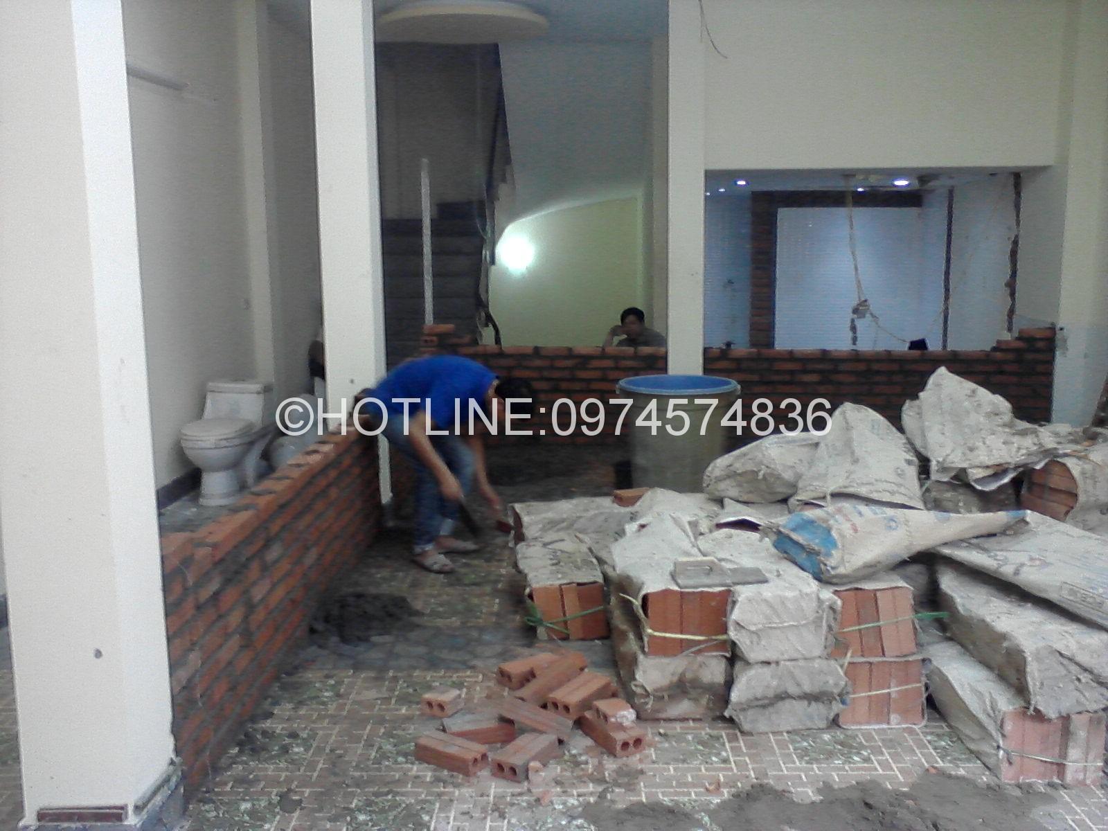 Sửa chữa nhà ở tại quận phú nhuận