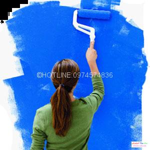 Thợ sơn nhà ở tại quận 6