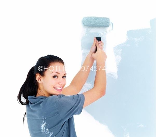 Thợ sơn nhà ở tại quận tân bình