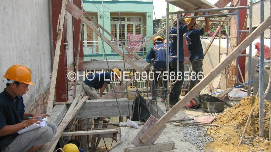 Sơn sửa nhà tại quận 1