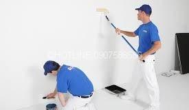 Dịch vụ sơn nước tại tphcm