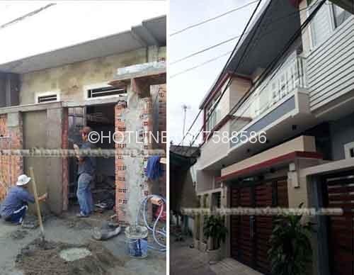 Thợ chuyên sửa chữa nhà ở tại tphcm