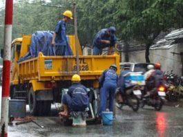 Đội ngũ thợ thông tắc cầu cống nghẹt tại quận 1 chuyên nghiẹp