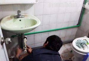 Thợ sửa ống nước ở tại quận tân phú