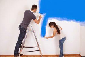 Dịch vụ sơn sửa lại nhà ở tại quận 7