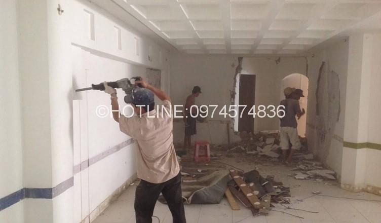 Dịch vụ sơn sửa lại nhà ở tại quận 11