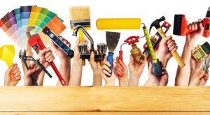 Dịch vụ sơn sửa lại nhà ở tại quận 8