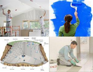 Dịch vụ sơn sửa lại nhà ở tại quận 5