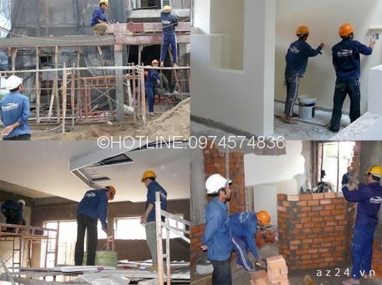 Sửa chữa nhà ở tại dĩ an