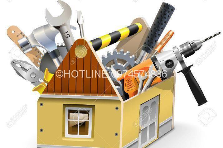 Sửa chữa nhà ở tại quận bình chánh