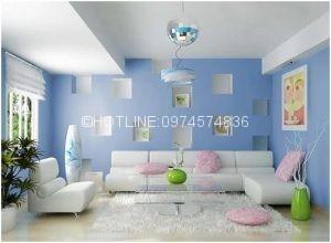 Thợ sơn nhà ở tại tphcm