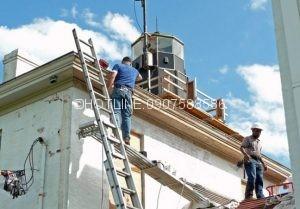 Nhận sửa chữa nhà ở tại quận 11