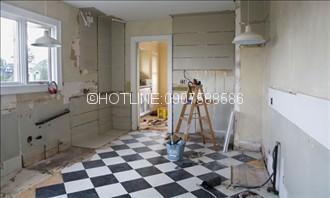 Nhận sửa chữa nhà ở tại quận 3