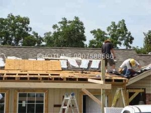 Nhận sửa chữa nhà ở tại quận thủ đức