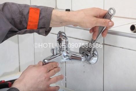 Sửa chữa điện nước ở tại nhà quận 3
