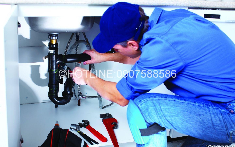 Sửa chữa điện nước ở tại nhà quận 8