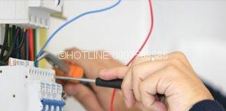 Sửa chữa điện nước ở tại nhà quận 9