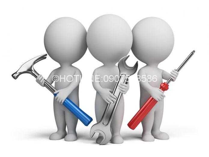 Sửa chữa điện nước ở tại nhà tân bình
