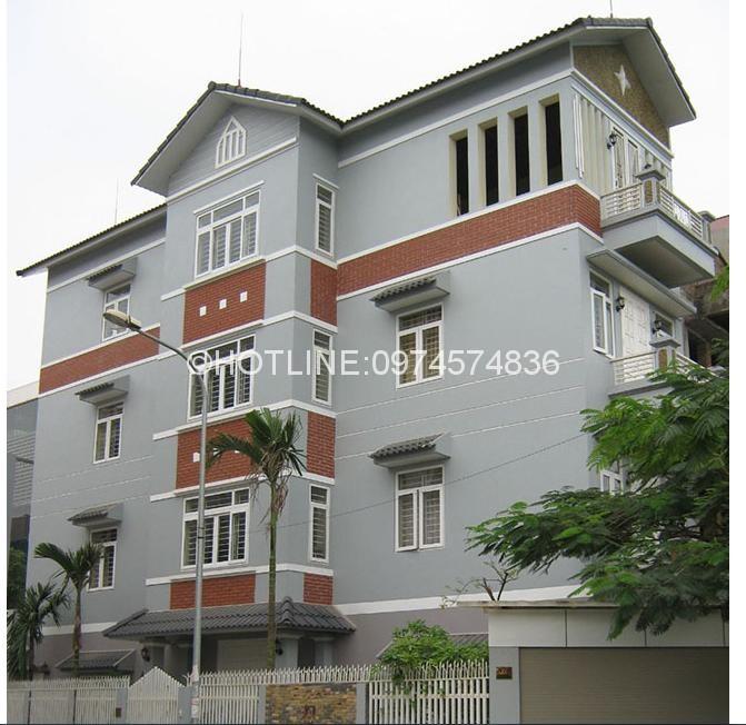 Thợ sơn nhà ở tại quận 12