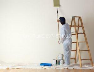 Thợ sơn nhà ở tại quận thủ đức