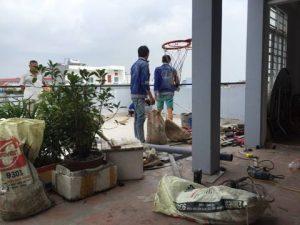Dịch vụ sửa nhà giá rẻ tại TPHCM