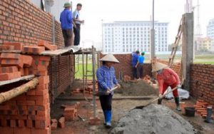 Tìm thợ xây nhà, sửa chữa nhà