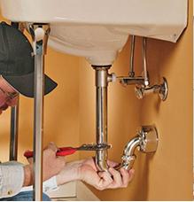 Thợ sửa ống nước ở tại quận 10