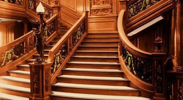 Sửa cầu thang gỗ